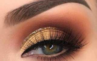 Красивый макияж: пошаговое фото
