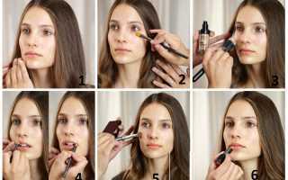 Научиться делать макияж себе