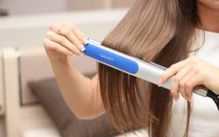 Топ лучших турмалиновых утюжков для волос