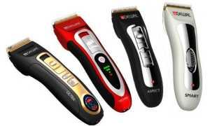 Лучшие профессиональные беспроводные машинки для стрижки волос для парикмахеров