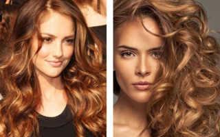 Красивый каштановый цвет волос (50 фото) — Как добиться идеального оттенка?