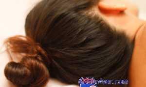 Как проснутся с прямыми волосами. Как сохранить кудри ночью