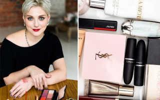 Виды декоративной косметики: что вам нужно и как правильно её хранить