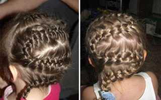 Как сделать змейку из волос. Побробное пошаговое плетение кос для начинающих
