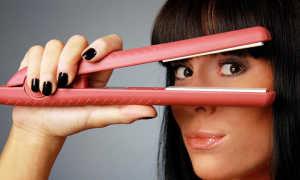 Как выпрямить волосы в домашних условиях надолго