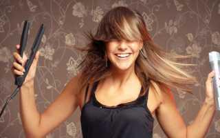 Как выпрямить волосы в домашних условиях? Как правильно выпрямить волосы утюжком, феном, плойкой? Можно ли выпрямить волосы после завивки?