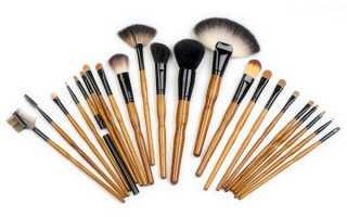 Инструменты для нанесения макияжа