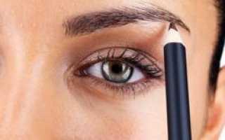 Как правильно прорисовать брови