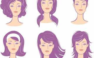 Формы лица женщин: как определить, советы по макияжу