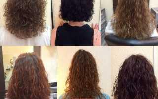 Какие бывают виды химической завивки волос? Их плюсы и минусы