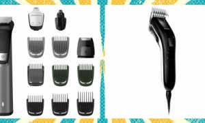 Лучшие машинки для стрижки волос налысо