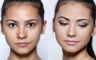 Как сделать легкий макияж в школу