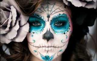 Как сделать макияж зомби на Хэллоуин