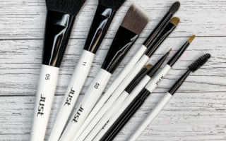 ТОП 25 профессиональных кистей для макияжа по отзывам визажистов, как выбрать профессиональные кисти для макияжа