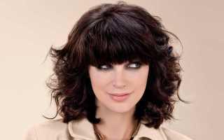 Cтрижки на волнистые волосы любой длины — 4 лучших