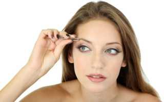 Как сделать красивые брови в домашних
