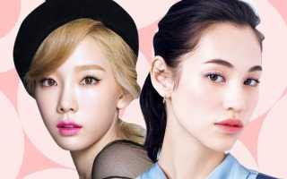 Как с помощью макияжа изменить лицо