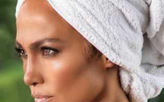 Звездный макияж Дженнифер Лопес
