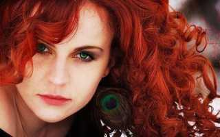 Какой цвет волос идет зеленоглазым девушкам? (фото)