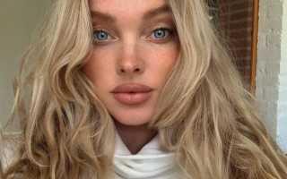 Как из брюнетки стать блондинкой, не повредив пряди, и получить красивый цвет волос?