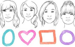 Как выбрать прическу по форме лица: полезные советы