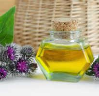 Репейное масло для ресниц: эффективное укрепляющее средство