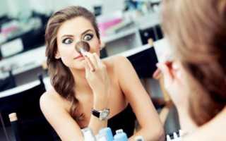 Как макияжем уменьшить нос