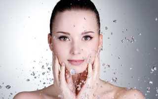 Очищение лица в домашних условиях для разных типов кожи