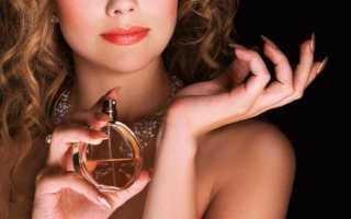 Самые лучшие ароматы женских духов с феромонами