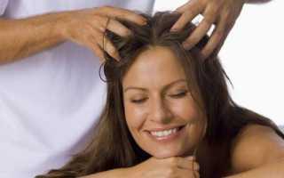 Как делать массаж головы для роста и густоты волос: «наращиваем» длину буквально своими руками
