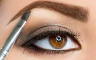 Чем лучше красить брови — карандашом или тенями?