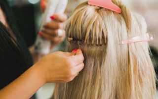 Как выбрать и использовать шампунь для нарощенных волос?