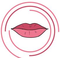 Как красиво нарисовать губы карандашом поэтапно для начинающих с видеоуроками