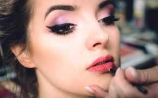 С чего начать макияж